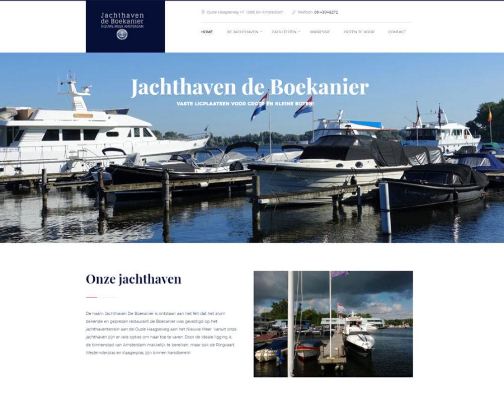 Jachthaven de Boekanier