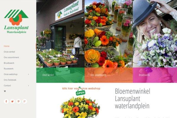 Lansuplant Waterlandplein