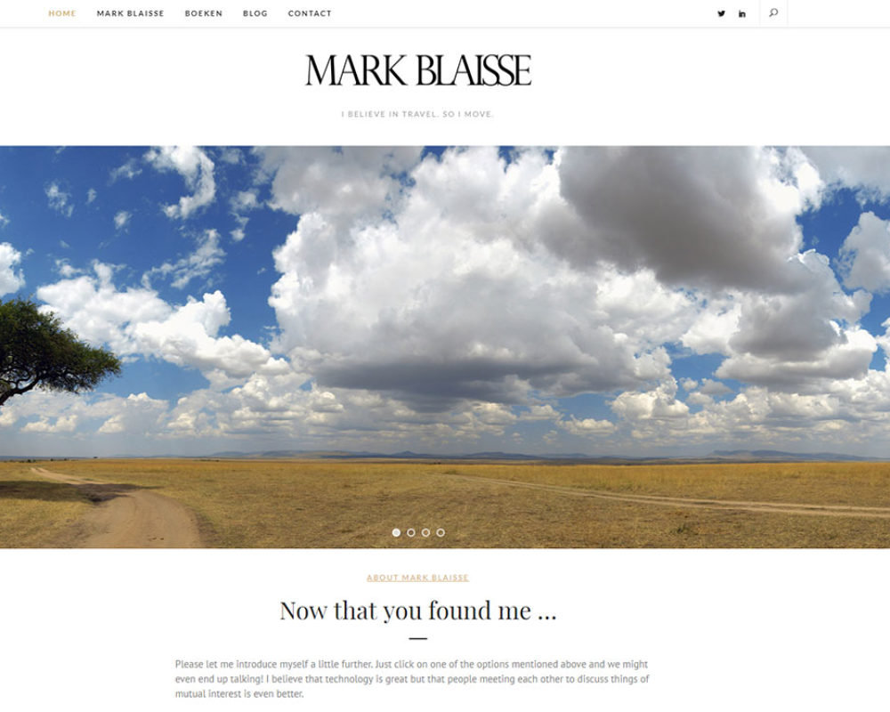 MARK BLAISSE